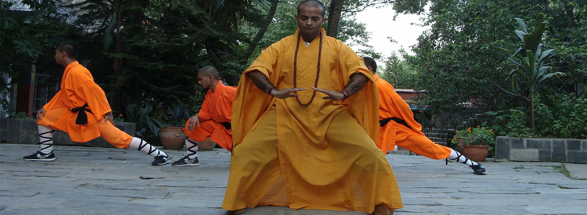Shaolin India Kung fu classes | Shifu Kanishka | Martialarts